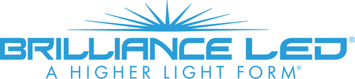 brilliance led  logo